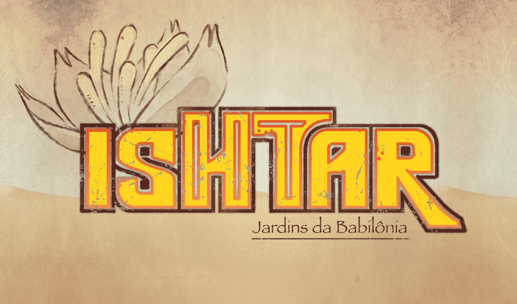 Ishtar logo header